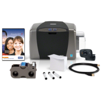 DTC1250e Photo ID System