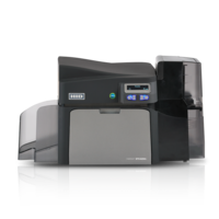 HID® FARGO® DTC4250e card printer/encoder