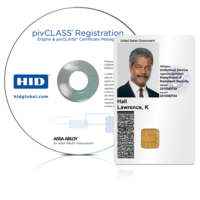 pivCLASS® Registration Engine & Certificate Manager