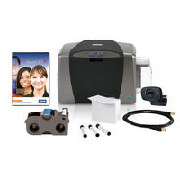 HID® FARGO® DTC1250e ID Direct-to-Card Printer & Encoder System